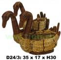 Лебеди набор 3 в 1  D24/3T-B