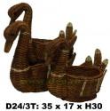 Лебеди набор 3в1  D24/3T