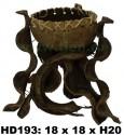 Кашпо из лиан  HD193-B