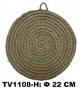Подставка под горячее Ф22см TV1108H (Цена за 10 шт)