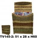 Бак для хранения с двумя отделениями TV145В