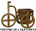 Велосипед ротанговый TV2176A
