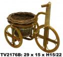 Велосипед ротанговый TV2176B