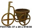 Велосипед ротанговый TV2176E
