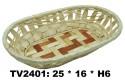 Хлебница (бело) TV2401-2
