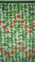 Шторы с листочками 90*200 см TV3004-Q