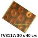 Салфетка  30 x 40 см с рисунком TV3117-C