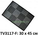 Салфетка из бамбука 30*45 см TV3117F-1 (Цена за шт.)