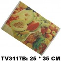 Салфетка с рисунком 25*35 см TV3117B-22