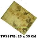 Салфетка с рисунком 25*35 см TV3117B-E