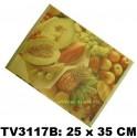 Салфетка с рисунком 25*35 см TV3117B-F