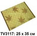Салфетка с рисунком 25*35 см TV3117B-4