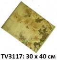 Салфетка  30 x 40 см с рисунком TV3117-E