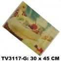 Салфетка 30*45 см TV3117G-C