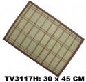Салфетка из бамбука 30*45 см TV3117H-C (цена за 6 шт)
