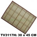 Салфетка из бамбука 30*45 см TV3117H-D (цена за 6 шт)