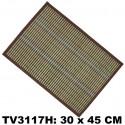 Салфетка из бамбука 30*45 см TV3117H-F (цена за 6 шт)