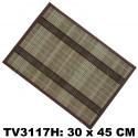 Салфетка из бамбука 30*45 см TV3117H-J (цена за 6 шт)