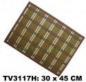 Салфетка из бамбука 30*45 см TV3117H-K (цена за 6 шт)