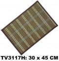 Салфетка из бамбука 30*45 см TV3117H-M (цена за 6 шт)