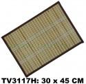 Салфетка из бамбука 30*45 см TV3117H-N (цена за 6 шт)