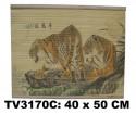Панно бамбук 30 x 40 см TV3170C-K