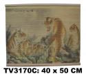 Панно бамбук 30 x 40 см TV3170C-L
