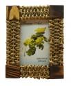 Рамка для фото из бамбука 9*13 см TV3201A-7