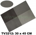 Салфетки 30*45 см TV3212/6-9 цена за наб 6 шт.