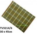 Салфетка из бамбука 30*45 см TV3214/6-D цена за набор 6 шт.