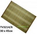 Салфетка из бамбука 30*45 см TV3214/6-E цена за набор 6 шт.