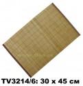Салфетка из бамбука 30*45 см TV3214/6-F цена за набор 6 шт.