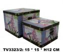 Шкатулка набор 2 в 1 TV3323/2-6