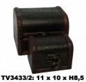 Шкатулки набор 2в1 TV3433/2-M