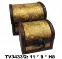 Шкатулки набор 2в1 TV3433/2-U