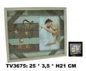 Рамка для фото с подсветкой TV3675-2