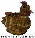 Курица ваза TV374-N