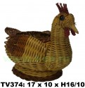 Курица ваза TV374-T