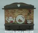 Панно декоративное с крючками TV3774-4