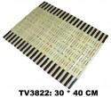 Сидушка бамбука  30*45 см TV3822