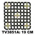 Подставка под горячее 19 CM TV3851A-3 (Цена за шт.)