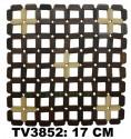Подставка под горячее 17 CM TV3851B-D (Цена за шт.)