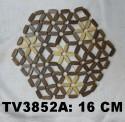 Подставка под горячее 16 CM TV3852-N (Цена за шт.)