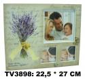 Рамка для фото TV3898-1 (цена за шт)