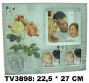 Рамка для фото TV3898-3 (цена за шт)