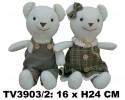 Мишки игрушки TV3903/2 (цена за 2 шт)